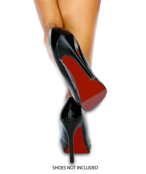 black high heels with soles shoe sole kit for heels