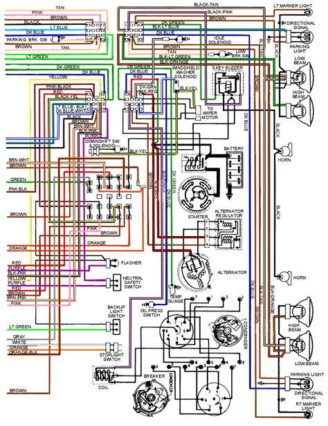 schematic wiring diagram 1969 camaro wiring schematics free diagram