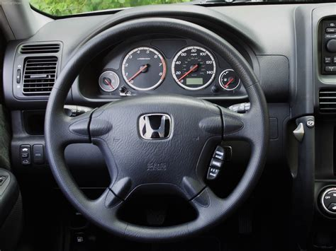 Interior Crv 2003 by Honda Cr V 2003 Picture 26 Of 62