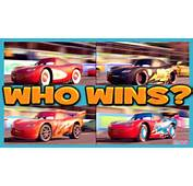 Cars 2 The Game LIGHTNING MCQUEEN DRAGON DAREDEVIL CARBON FIBER And
