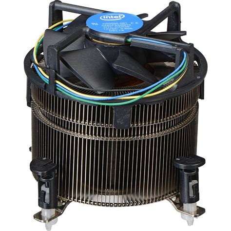 lga 1151 cpu cooler intel cooling fan heatsink bxts15a socket h3 lga 1150