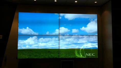 Pictures For Office Walls by Vision 2 Watch Video Wall Nec Head Office Melbourne