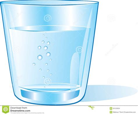 glass cartoon water clipart glass water pencil and in color water