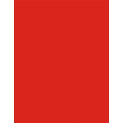 rojo color hoja bond color rojo carta