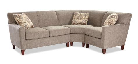 Laf Sofa Sectional Three Sectional Sofa With Laf Loveseat By Craftmaster Wolf And Gardiner Wolf Furniture