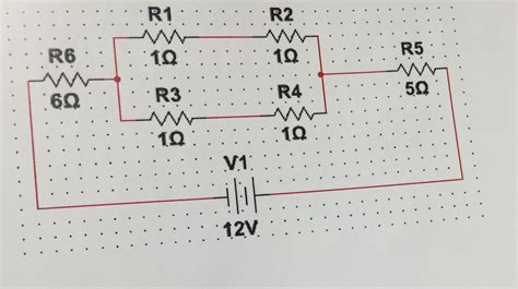 calculate current flow through a resistor for a circuit shown below calculate a the equ chegg