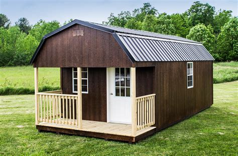 Modular Shed by The Jackson Prefab Cabin Shed Woodtex
