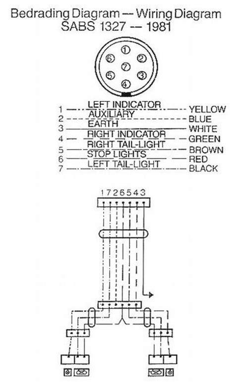 Wiring diagram for Sale - Helderberg Trailer Sales