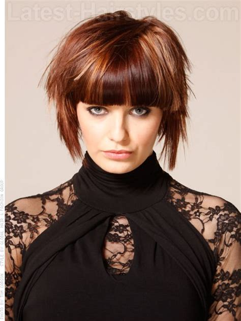 styling heavy bangs 267 best images about hair short cuts on pinterest