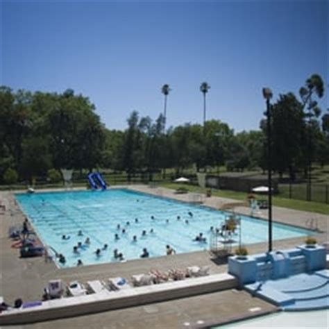 clunie pool swimming pools downtown sacramento ca