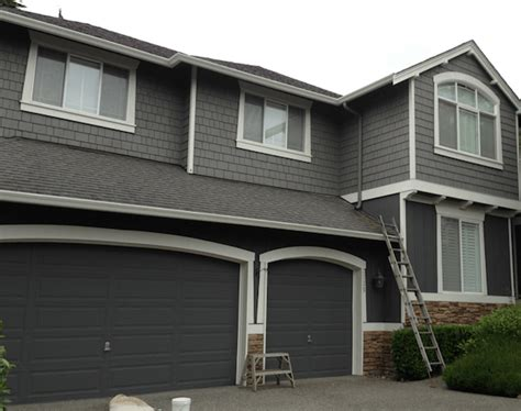 gray exterior paint colors painting 174