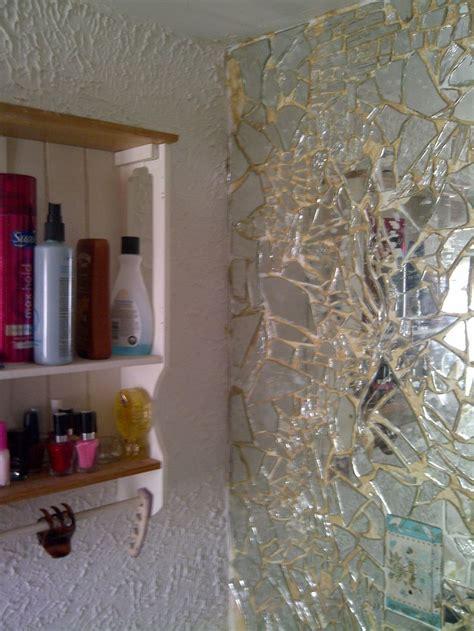 broken bathroom mirror so you ve broken a mirror a very large floor length