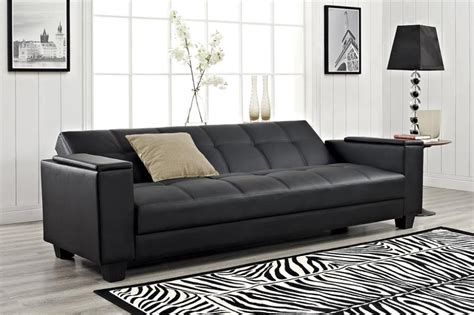 black leather futon cover futon traditional black leather futon design genuine