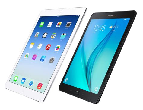 Samsung Tab 8a samsung galaxy tab s2 9 7 vs apple air 2