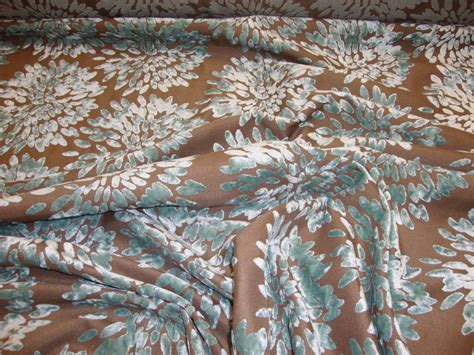 high end upholstery fabric tiffany color velvet upholstery drapery fabric high end ebay
