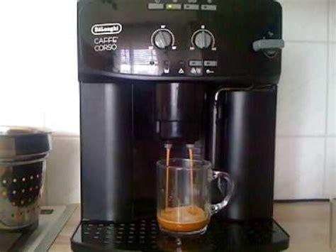delonghi caffe corso 2600