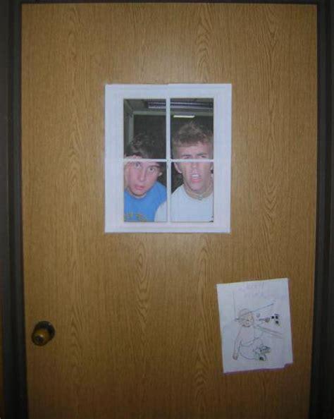 room door decorating ideas room doors optical illusion