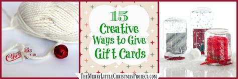 Cute Ways To Give A Gift Card - best 28 ways to give gift cards for christmas general crafts archives page 2 of 3