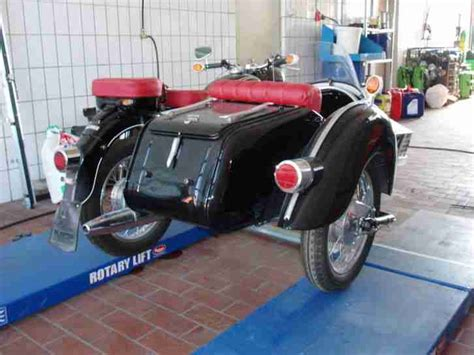 Mz Motorrad 250 1 by Mz Es 250 1 Mit Seitenwagen Motorrad Oldtimer Bestes