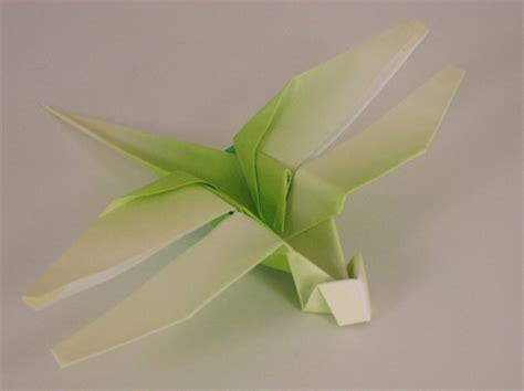 tutorial origami dragonfly dragon fly origami tutorial origami handmade