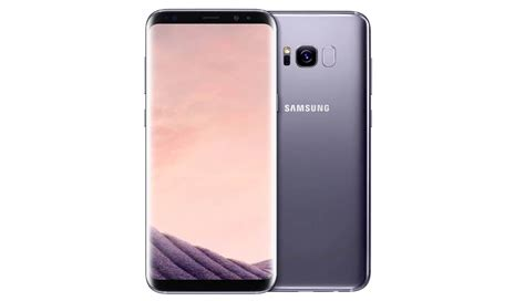 Samsung Galaxy S8 Plus Smartphone Orchid Gray samsung unveiled orchid grey colour variants of galaxy s8
