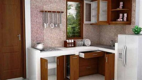 desain dapur minimalis youtube