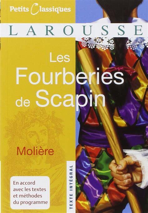 2035834198 les fourberies de scapin pdf download les fourberies de scapin by 234 moliere
