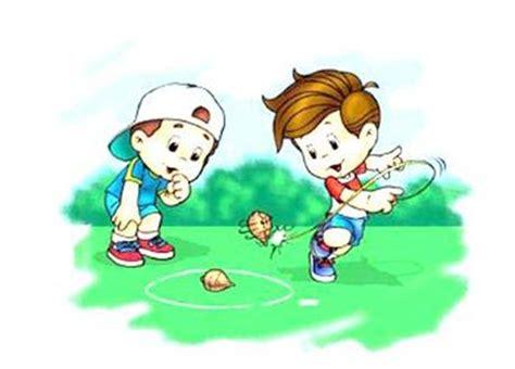 imagenes de niños jugando juegos tradicionales dibujos del juego tradicional de trompo imagui