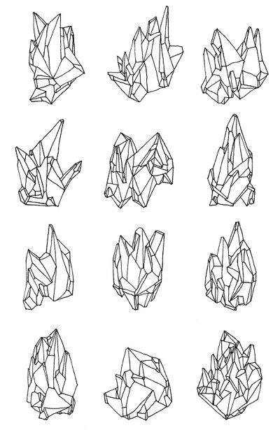 crystallography an outline of the geometrical properties of crystals classic reprint books 17 best images about drawing tutorials on