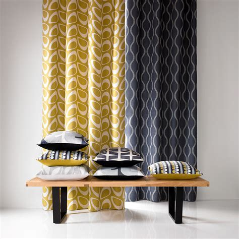 contemporary curtain fabric natasha marshall fabric collections
