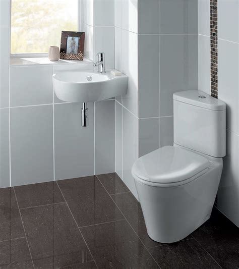 innovative cloakroom wc designs at more bathrooms leeds