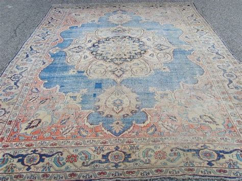 faded rug faded vintage blue rug rugs rugs neutral bedrooms and why not