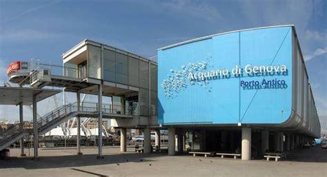 cinema porto antico genova prezzi acquario di genova info e prezzi