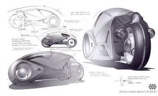 Design Sketch For The the entire design process design daniel simon for disney studios