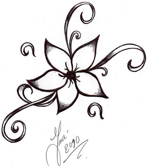Easy To Draw Japanese Flowers by Best 25 Flower Drawing Images Ideas On Flower