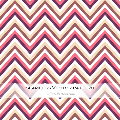 zigzag chevron pattern zigzag chevron seamless pattern illustration download