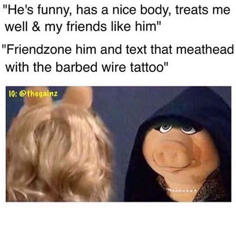 Ms Piggy Meme - friendzone evil miss piggy evil kermit know your meme