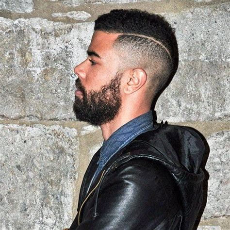 part in hair black men history 25 amazing mens fade hairstyles