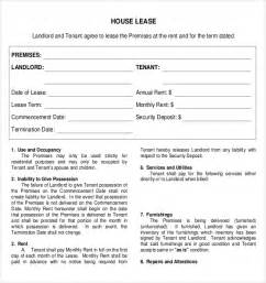 home rental agreement house rental agreement format