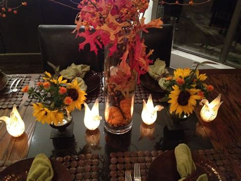 fall tablescape traditional dining room other metro autumn parties