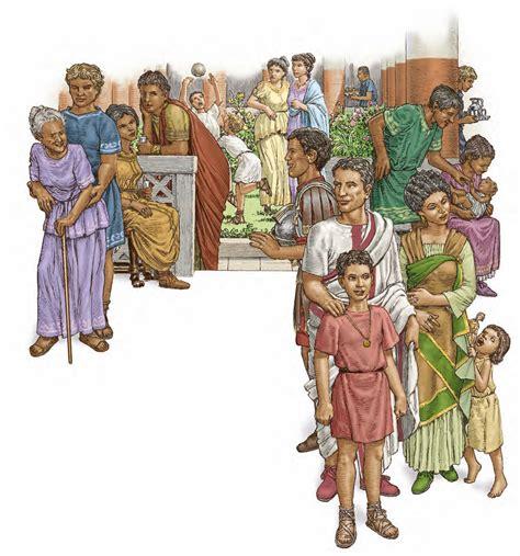 Famella Tunic familia romana grecia y roma rome