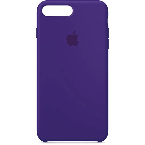 apple iphone    silicone case ultra violet