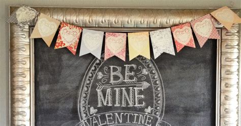 diy chalkboard bunting my name is snickerdoodle diy chalkboard bunting