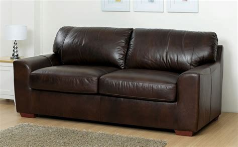 Sofa Bed Leather Sectional by Aniline Leather Sofa Bed Oak Furniture Solutions