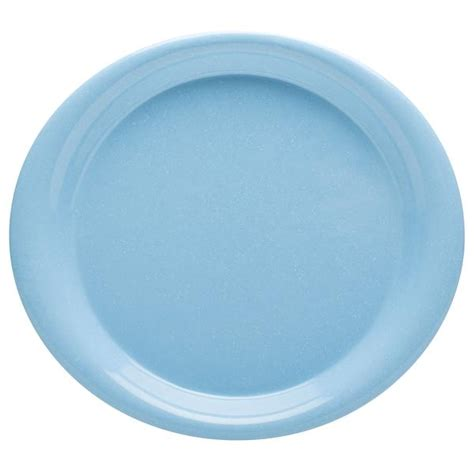 Microwave Bluesky zakwave sky blue microwave safe plate galleyware company