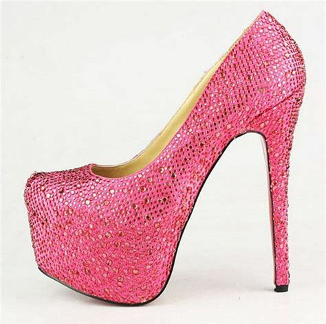 pink platform high heels high heels platform pink fashionate trends