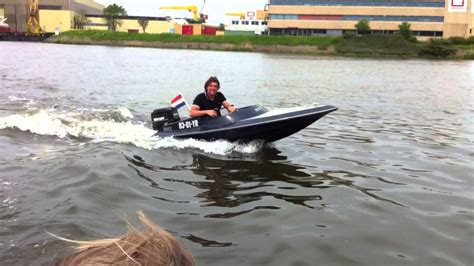 seafire speedboot kopen spitfire met 25 pk youtube