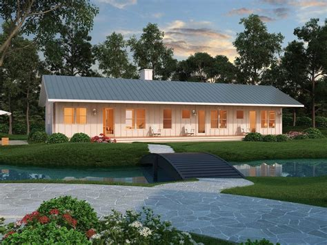 New Ranch Style House Plans by Ranch House Plans New Ranch House Plans Houseplans