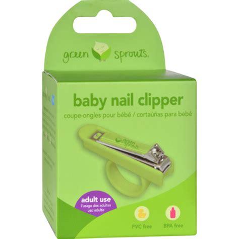 Beaba Special Baby Nail Clippers Green bettymills nail clippers green sprouts 0270272