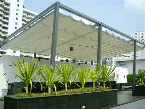 roof upholstery roof fabric retractable roofing 3